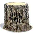 fot. Tree Stump Stereo Speaker
