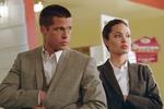 Brad Pitt i Angelina Jolie fot. Monolith Films