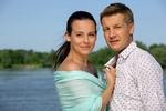 Anna Mucha i Rafał Mroczek fot. MTL Maxfilm