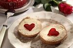 fot. kanapki z sercem