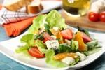 fot. sałatka z truskawkami Knorr