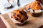fot. muffinki z suszoną żurawiną