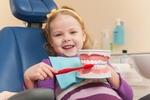 fot. Dziecko u dentysty