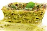 fot. Lasagne z pesto bazyliowym. Indexfood